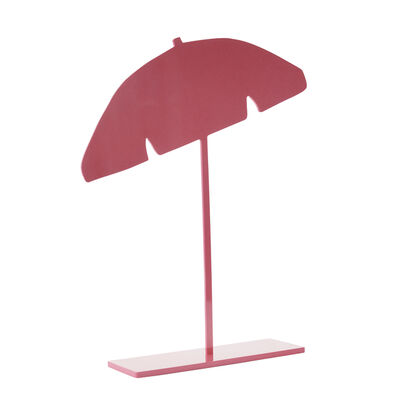 Joshua Jensen-Nagle, 'Beach Umbrella (Fuschia)', 2019
