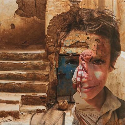 Moudhi Alhajri, 'Abduction of Childhood Dreams 11', 2016