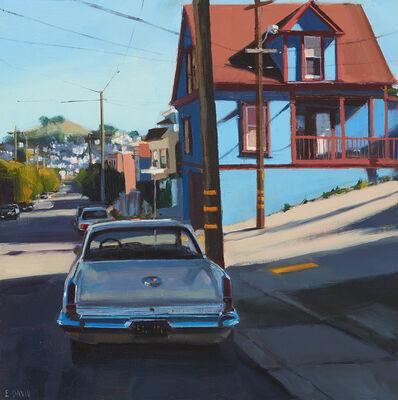 Eileen David, 'Blue House', 2015