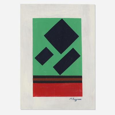 Mauro Reggiani, 'Composizione', 1954
