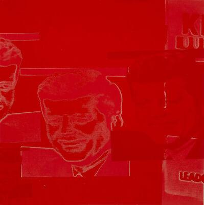 "Andy Warhol, 'Da ""Flash""', 1968"