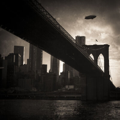 Keith Carter, 'Brooklyn Bridge', 2018