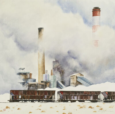 William Matthews, 'Stand By Steam', 2015