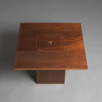 André Sornay, 'Coffee table combined with a bar', ca. 1939