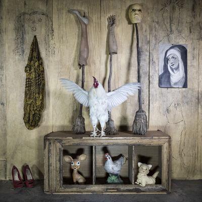 Roger Ballen, 'Untitled', 2018