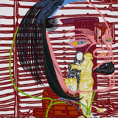 Boris Nzebo, 'Une femme avec une femme', 2014