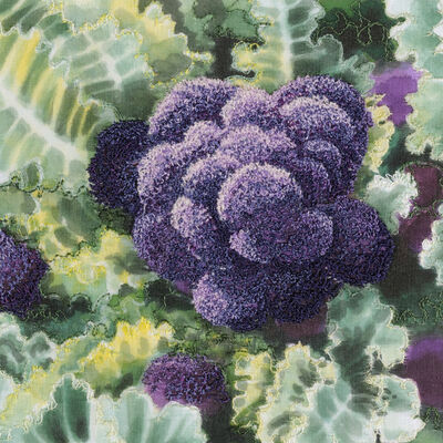 Alison Holt, 'Purple Sprouting', 2019