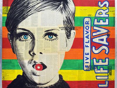 Jojo Anavim, 'Life Saver', 2020