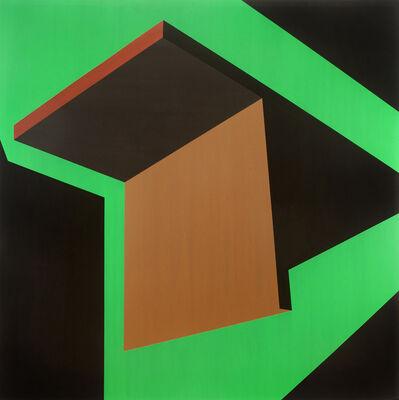 Samara Adamson-Pinczewski, 'Green Slide', 2012