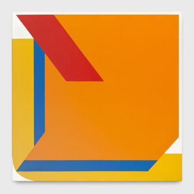 Georg Karl Pfahler, 'Espan Nr. 10', 1975