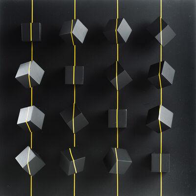 Rinaldo Nuzzolese, 'Prospettico E/1', 1974