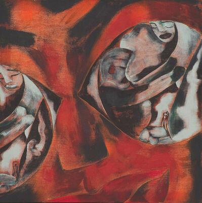 Francesco Clemente, 'China', 1991