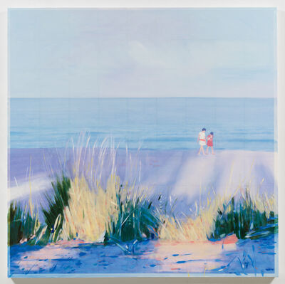 Isca Greenfield-Sanders, 'Shadow Dunes', 2018