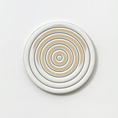 Dan Walsh, 'Discs III', 2019