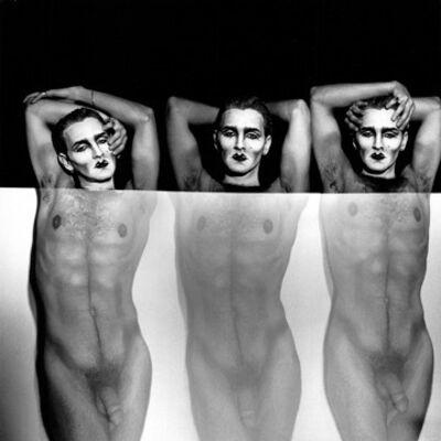Steven Arnold, 'Tripletts', 1990