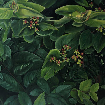 Katie Litton, 'Sweet Amber in the Woodland', 2019