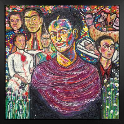 Scarlett Raven, 'Kahlo', 2019
