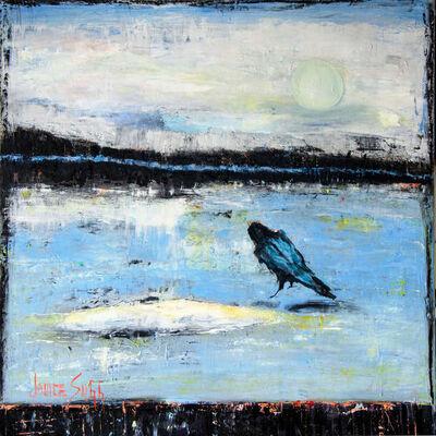Janice Sugg, 'Gazing at the Moon', 2019