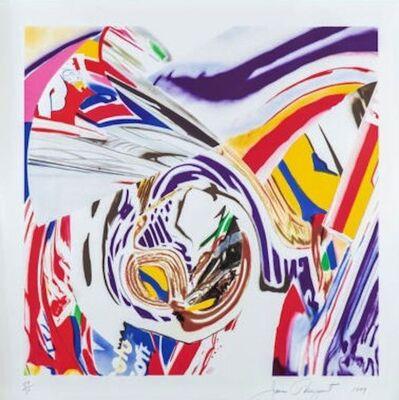 James Rosenquist, 'After Berlin V', 1998
