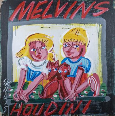 Steve Keene, 'Melvins - Houdini', 2015