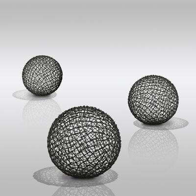 Robert Koch, '3 Spheres', 2018