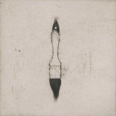Jim Dine, 'Pennello', 1973