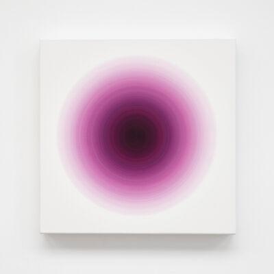 Oliver Marsden, 'Cobalt Violet Pink Rose Harmonic', 2016