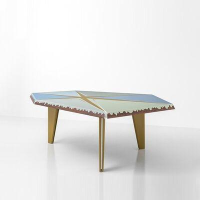 DIMORESTUDIO, 'Deconstruction Table', 2015