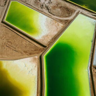 David Maisel, 'Lithium Processing 1, Salar del Carmen, Antofagasta Region, Chile', 2018