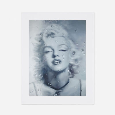 Yang Qian 杨千, 'Water Drop Marilyn', 2008