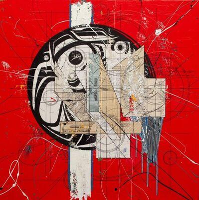 Étienne Gélinas, 'Composition 563', 2020