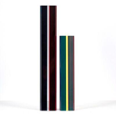 Vasa Velizar Mihich, 'Primary Column Sculpture', 1988