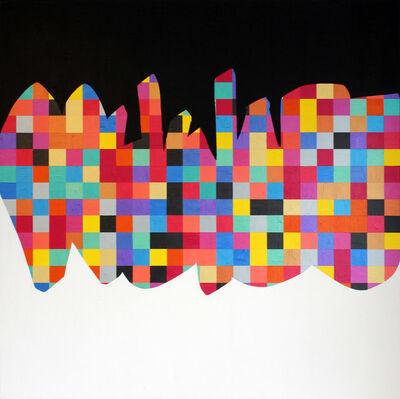 Marc Thalberg, 'schwarz/weiss', 2019