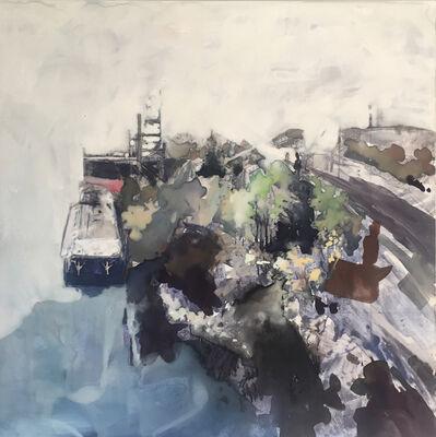 Michelle Muldrow, 'Willamette Industrial', 2019
