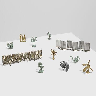 Harry Bertoia, 'Untitled (eleven miniature sculptures)', c. 1958