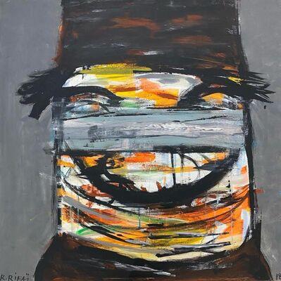 Raouf Rifai, 'Face', 2018