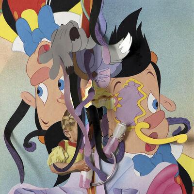 Catalina Schliebener, 'Collage 2', 2020