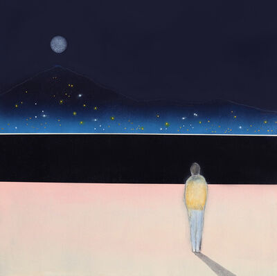 Mike Gough, 'The Lookout (At Night)', 2019