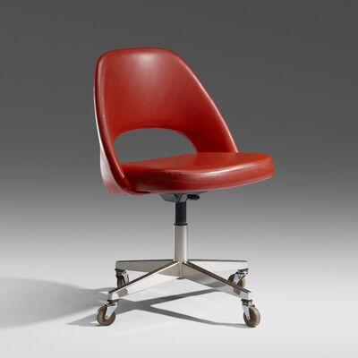 Eero Saarinen, 'desk chair from Hillside House, Bartlesville, Oklahoma', c. 1954