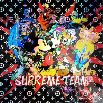 Diederik Van Apple, 'Supreme Team', 2020