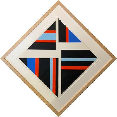 Ilya Bolotowsky, 'Black Diamond', 1970