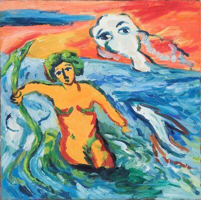 Mimmo Germanà, 'Untitled', 1987