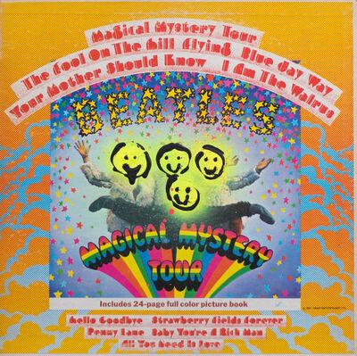 Vernon O'Meally, 'The Beatles - Magical Mystery Tour ', 2018
