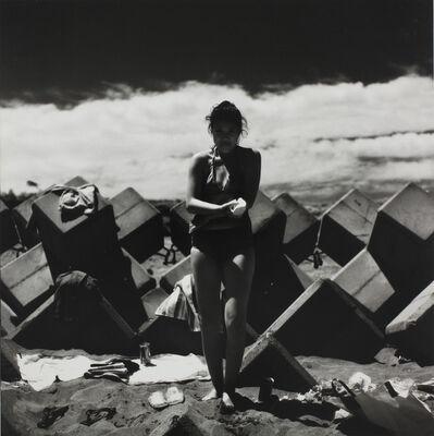 Issei Suda, 'Nagisa Ibaragi, 1977', 1977