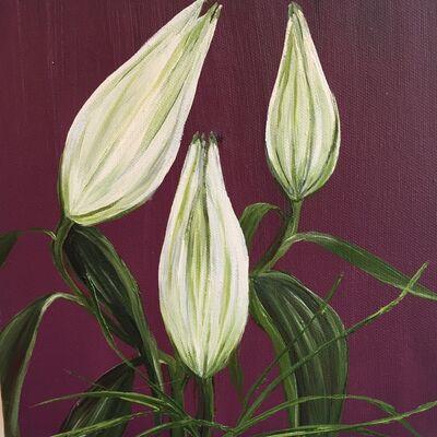 Allison Green, 'Garden Study 1 ', 2014