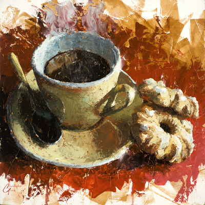 Christopher Clark, 'Cafe Italiano and Cookies', 2016