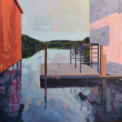 Tessa O'Brien, 'Clear Blue Morning', 2018
