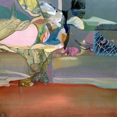 Alexey Adonin, 'Shore of Fancies', 2018