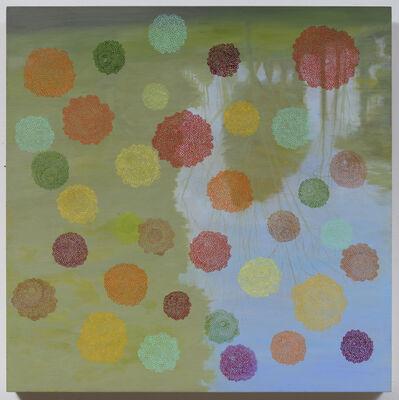 Astrid Preston, 'Swarm', 2014