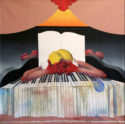 Casey Bolding, 'Piano Kid', 2017
